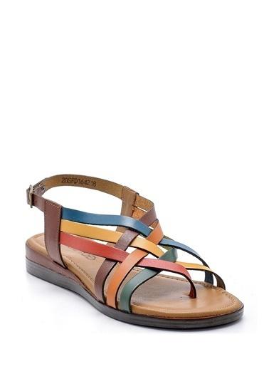 Derimod Sandalet Renkli